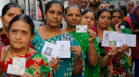 Gujarat elections: Repolling underway in six booths