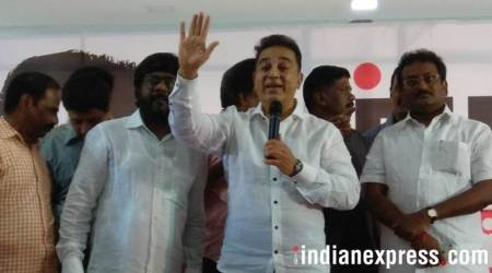 Not a Rajinikanth or Vijayakanth, Kamal Haasan's political entry too is dreamy and simple