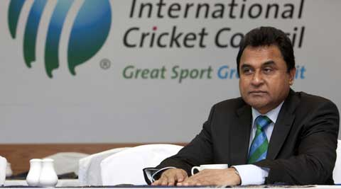 Mustafa Kamal takes one for the team, resigns as ICC president