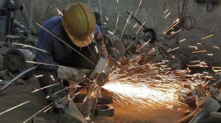 IIP shrinks 1.5% on poor capital goods, manufacturing show