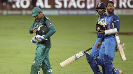 India give Pakistan eight-wicket hiding in Dubai: Highlights