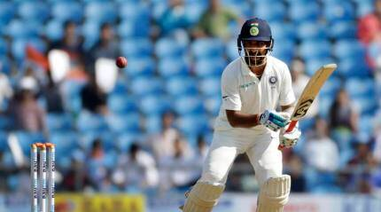 Pujara, Vijay power India to 312/2 at stumps on Day 2