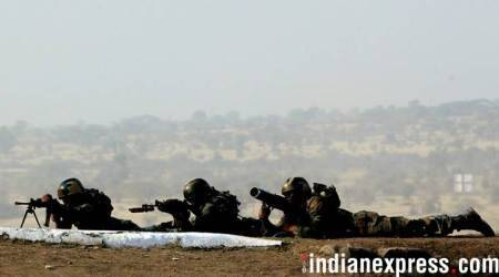 army, ammunition, general bipin rawat,APFSDS, defence,Army Commanders Conference, indian express