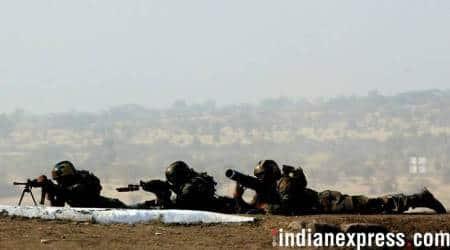 Cash crunch, Army lists high-end ammunition it won'tbuy