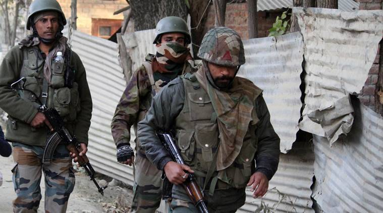 J&K: Three militants killed in encounter with security forces in Shopian, says CRPF