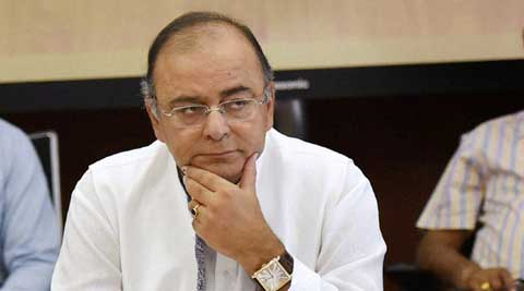Defence Minister Arun Jaitley. (source: PTI)