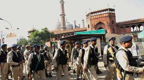 Yasin used the duo for Jama Masjid attack as he is said to have been angered by foreigners in skimpy clothes dancing outside the mosque. (PTI Photo)