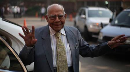 Ram Jethmalani to Arvind Kejriwal: 'You used worse abuses than crook for Arun Jaitley'