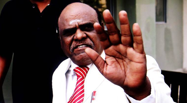 Justice Karnan, Sentenced To Jail, 'Not Found' By Police Of 3 States