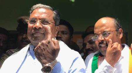 Karnataka assembly elections: 70% voter turnout recorded, all eyes now on May15