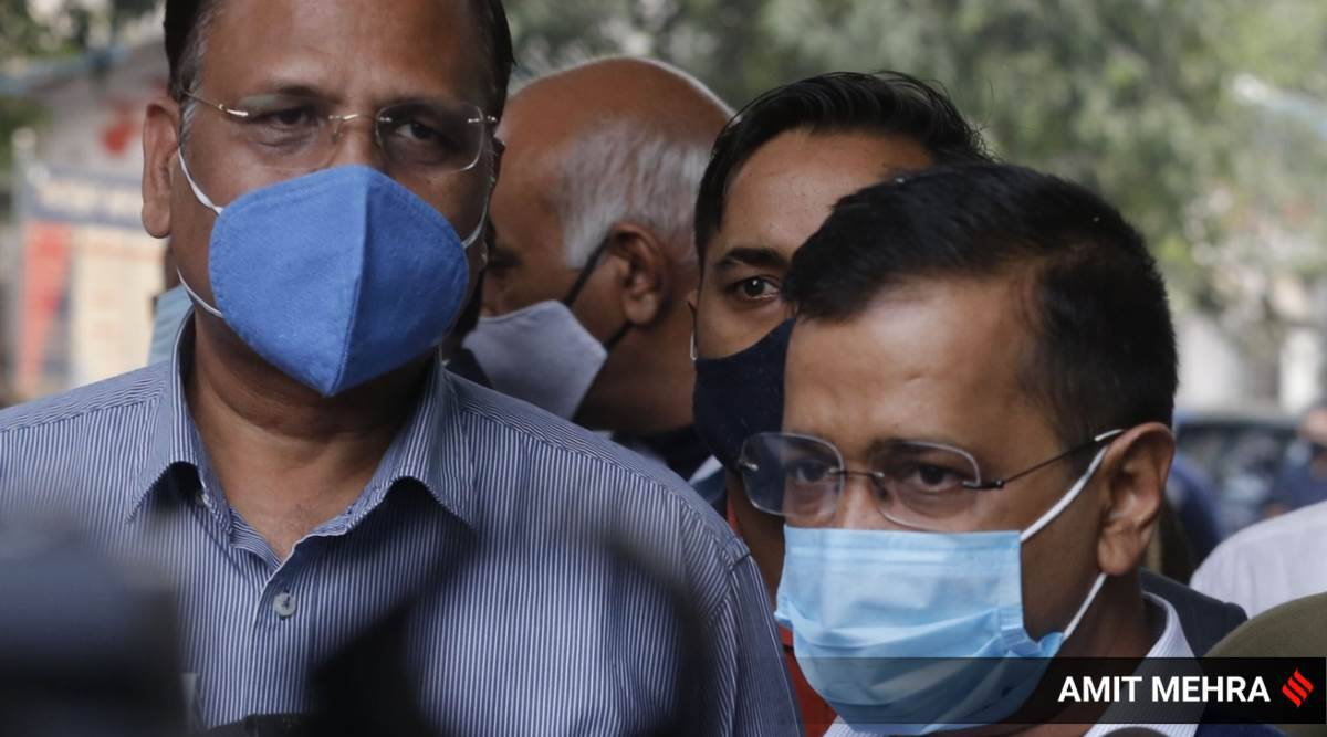 Cases up, Delhi reserves 80% pvt ICU beds, hikes fine to Rs 2,000 for no masks