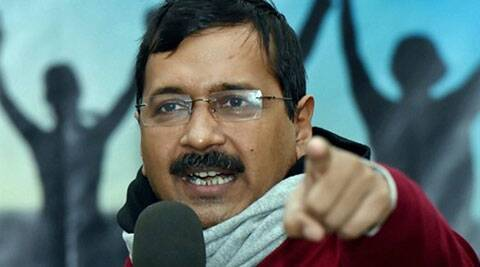 Criminal case filed against Arvind Kejriwal for abetting bribery