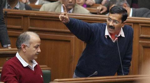 Arvind Kejriwal has decided to resign as Delhi Chief Minister as his Jan Lokpal Bill was blocked from being tabled in the Assembly.