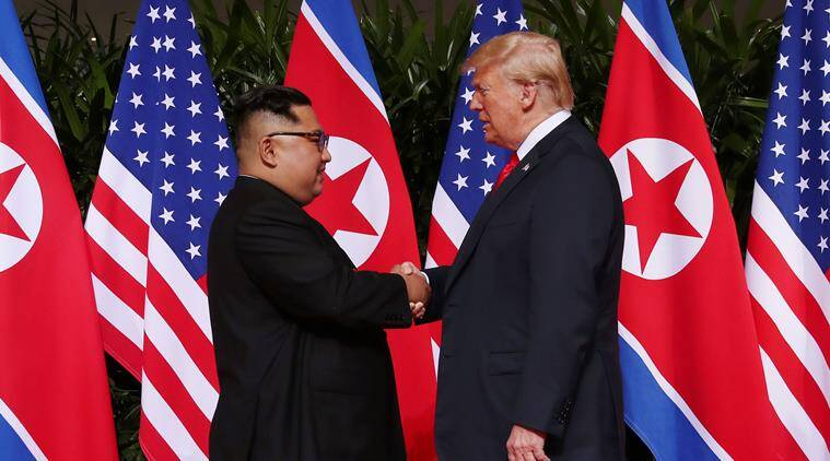 Trump Promises 'Blessings of Peace' After Kim Summit