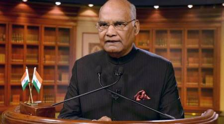 LIVE UPDATES: Kovind recalls Mahatma Gandhi's manta, says violence has no place in society
