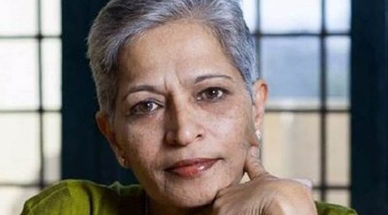Gauri Lankesh, journalist killed, gauri lankesh killed, gauri lankesh murder, bengaluru journalist killed, Lankesh Patrike, gauri lankesh background, gauri lankesh death, indian express news