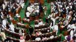 Congress raises Dadri, Kalburgi killing in Lok Sabha; BJP hits back