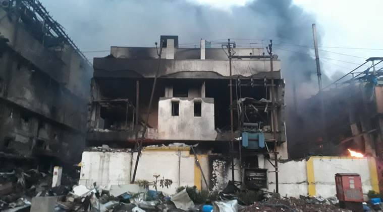Palghar Chemical Factory Fire: 3 Dead, Several Injured in Powerful Blast