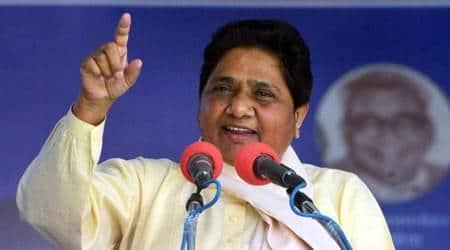 mayawati, mayawati like live wire, Giriraj singh dharmesh on mayawati, bsp bjp relations, UP news