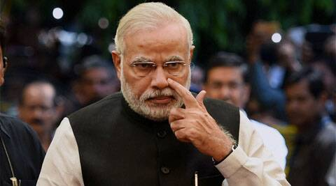 India terms the move to spy on BJP as unacceptable, seeks an assurance that it would not happen again.