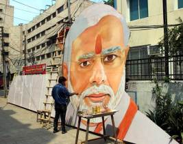 For the 2019 election, BJP is heavily banking on PM Narendra Modi'scharm