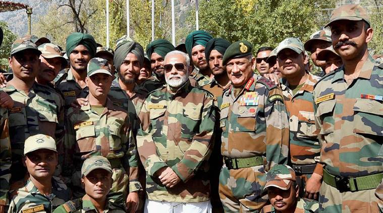 BSF cuts jawan's pay for disrespecting PM, Modi orders withdrawal of punishment