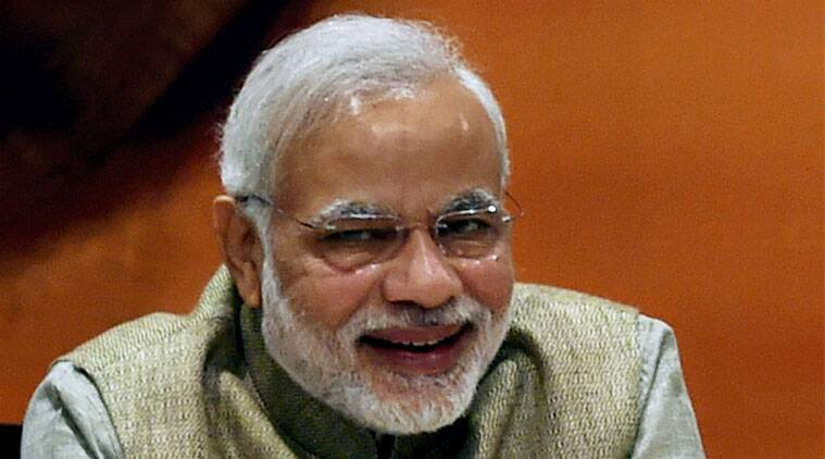 Prime Minister Narendra Modi is going to be face of BJP's Delhi elections campaign. (Source: PTI photo)