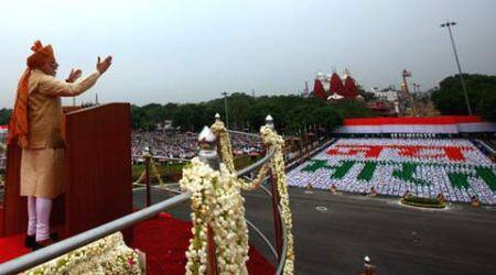 'Latecomers' find a way to be part of I-Day event