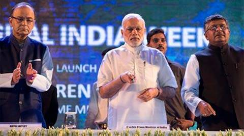 India Inc pitches in with Rs 4.5 lakh crore for Government's 'Digital India'