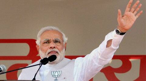 If I am lucky for you, why vote for those who are unlucky: Modi to Delhi voters