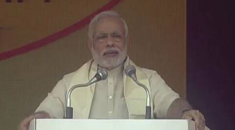 Narendra Modi, Bhagalpur rally, Narendra Modi Bhagalpur rally, Modi Bhagalpur rally, Modi quotes, Modi bhagalpur rally quotes, Modi top five quotes, Modi rally, Modi bihar rally, Nitish Kumar, Modi Nitish, Bihar polls, bihar latest news, india news, nation news