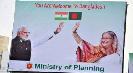 Our two nations have a settled boundary: PM Narendra Modi inBangladesh
