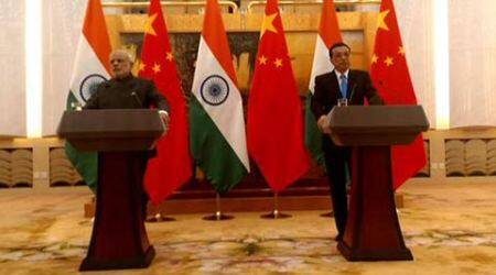 Prime Minister Narendra Modi's media statement in Beijing during his visit to China
