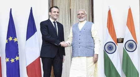 Economic Partnership signing ceremony: Indian, French companies sign pacts worth 13 billion euros
