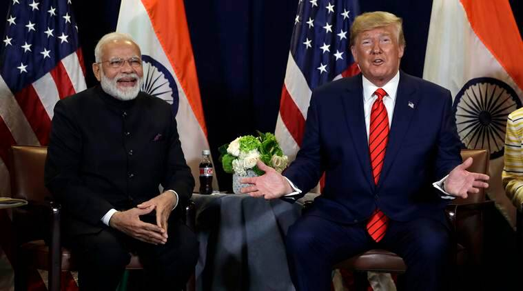 Indian Prime Minister Endorses President Trump in 2020, Delivers Speech in Houston