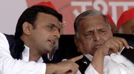 mulayam singh yadav, akhilesh yadav, shivpal yadav, samajwadi party, sp, up elections