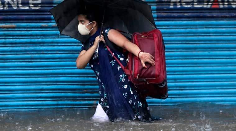 mumbai rains, mumbai rains today, mumbai heavy rains, rain in mumbai, mumbai rains today news, pune rains, palghar rains, maharashtra rain news, mumbai weather, mumbai rains forecast, mumbai rains forecast today