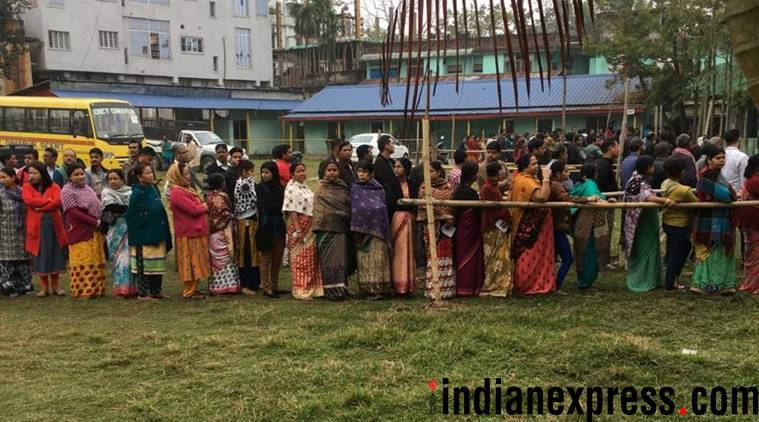nagaland, repolling, nagaland elections, north east india, abhijit sinha, nagaland chief electoral officer, nagaland election commission