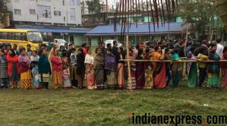 Woman beaten up for 'defying' Nagaland village council's election diktat