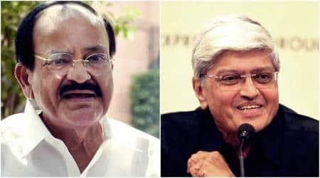 Vice-Presidential election: Venkaiah Naidu, Gopalkrishna Gandhi contest tomorrow, all you need toknow
