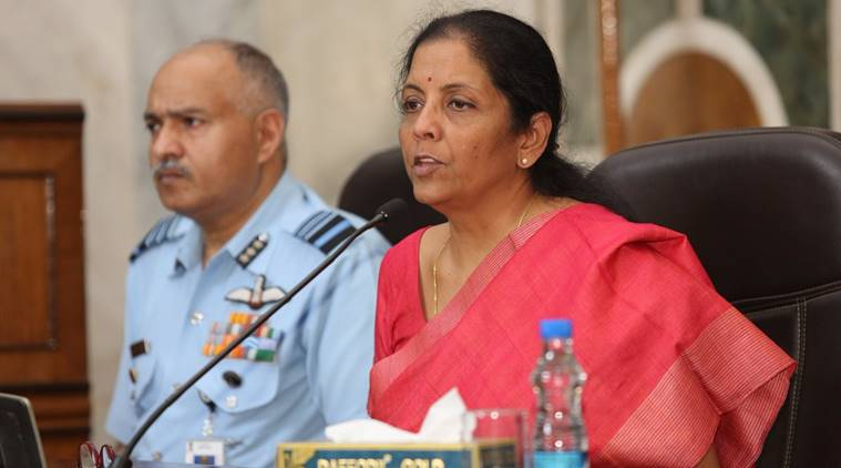 Nirmala Sitharaman slams Congress, says allegations relating to Rafale deal shameful