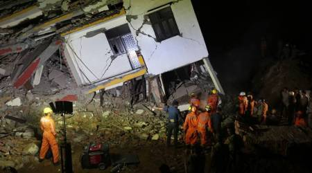 Greater Noida buildings collapse: Hope of finding survivors diminishes, rescue effortsunderway