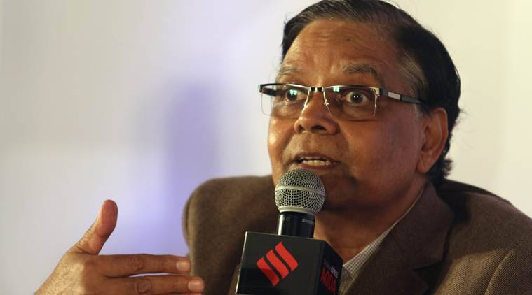 Arvind Panagariya, niti aayog, employment report, niti aayog employment report, indian express, business