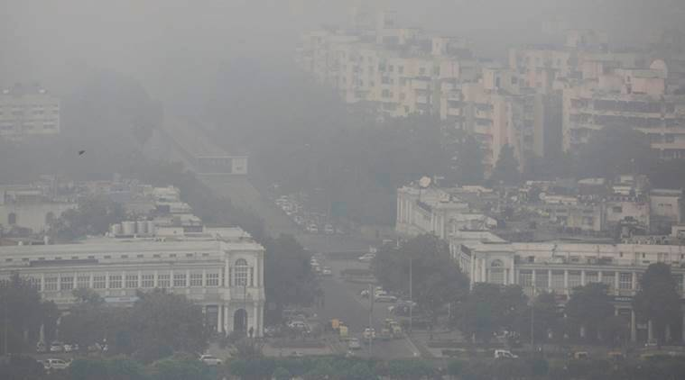 air pollution, pollution data, data on PUC certificate, Pollution Under Control, PUC certificate, CIC, India news, Indian Express news