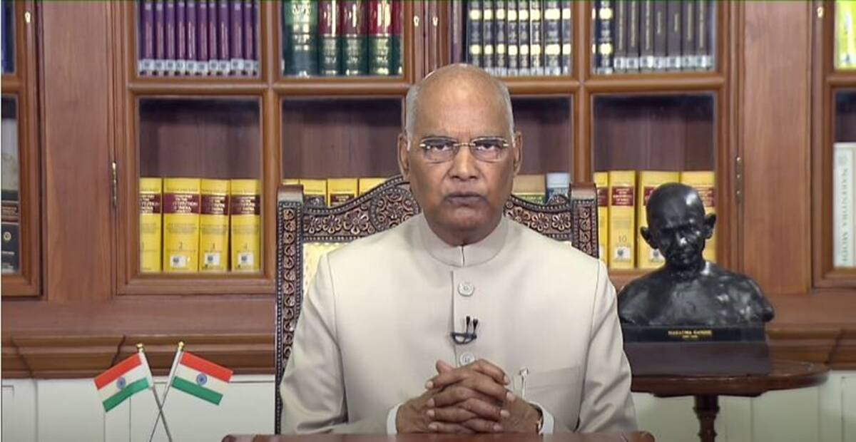 Ram Nath Kovind, Covid-19 pandemic, Ram temple, India china stand off, Indian express news