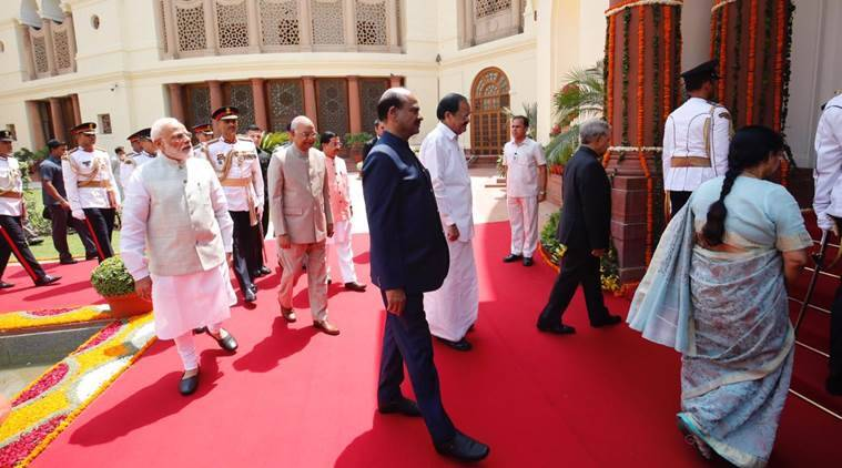 ram nath kovind, ram nath kovind parliament, president ram nath kovind, president, ram nath kovind parliament, parliament session, parliamnet session 2019, parliament live, parliament live today, parliament news, parliament today news parliament latest news, ram nath kovind news, ram nath kovind president of india, india news, indian express