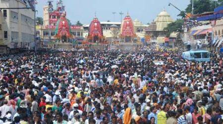 Two die during Puri rath yatra
