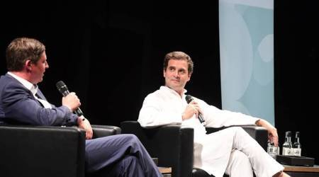 Rahul Gandhi in Germany Highlights: Small and medium businesses need to be encouraged if India has to compete with China