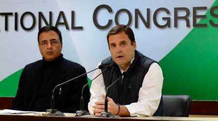 Respond to India's inequality in income at Davos, Rahul Gandhi tells PM Modi; BJP hits back