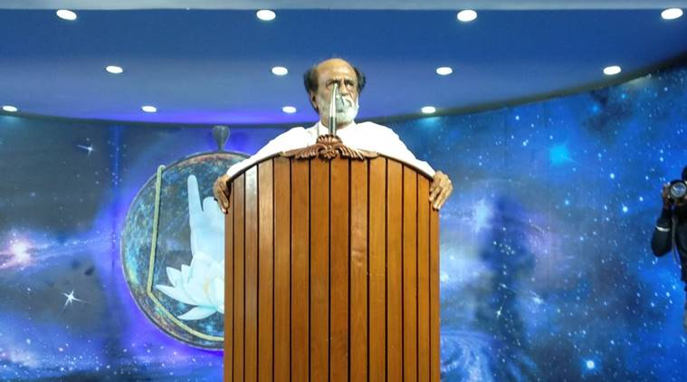 Rajinikanth announces his entry into politics: Top quotes